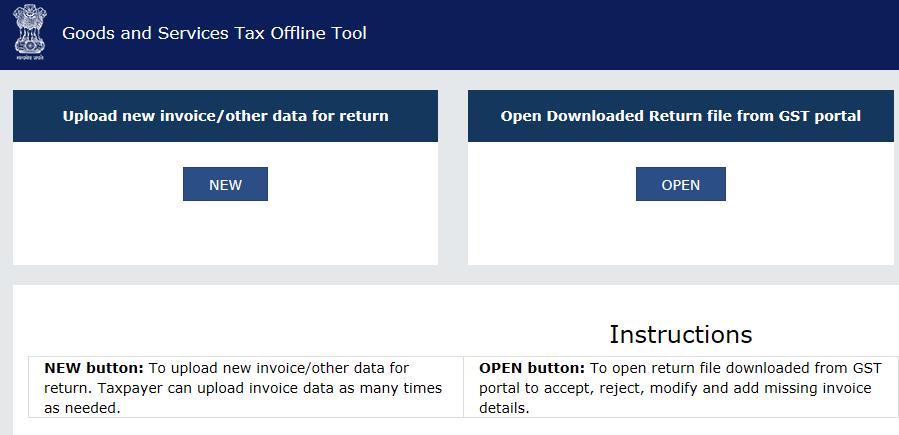 Generate GSTR-1 JSON File Using ERPNext Data