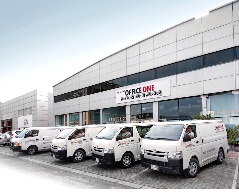 EPRNext Implementation at Office One UAE - Cover Image