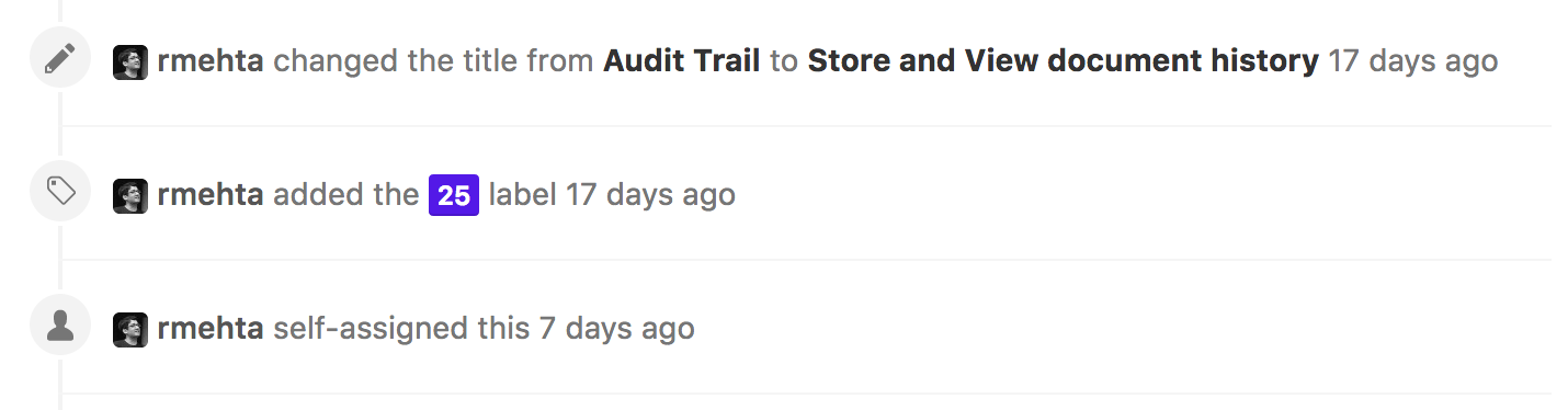 Versioning and Audit Trail - Cover Image