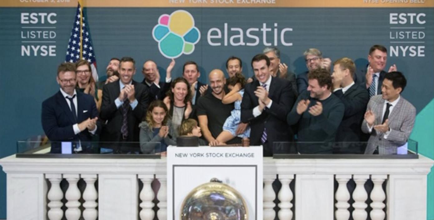Elastic IPO