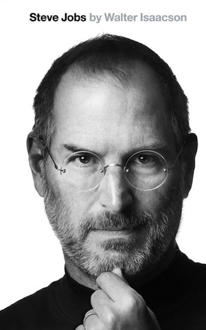 Steve Jobs - by Walter Isaacson - Cover Image